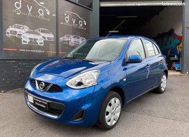 Vente Nissan MICRA 1.2 80ch Acenta / 2016 Occasion