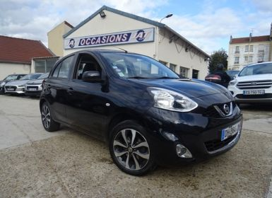 Acheter Nissan MICRA 1.2 80CH CONNECT EDITION Occasion