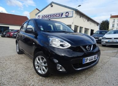 Achat Nissan MICRA 1.2 80CH CONNECT EDITION Occasion