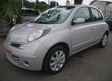 Voiture Nissan MICRA 1.2 80CH CONNECT EDITION 5P Occasion