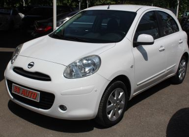 Vente Nissan MICRA 1.2 80CH CONNECT EDITION CVT Occasion