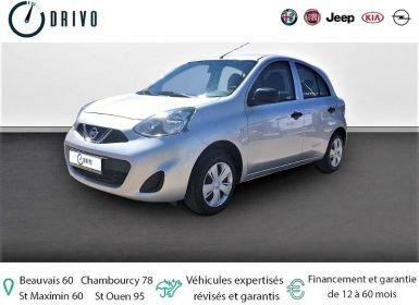 Vente Nissan MICRA 1.2 80ch Visia Euro6 Occasion