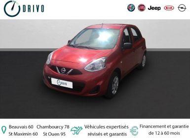 Nissan MICRA 1.2 80ch Visia Euro6