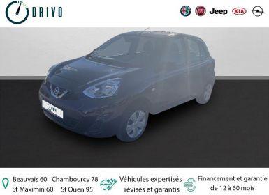 Achat Nissan MICRA 1.2 80ch Visia Euro6 Occasion