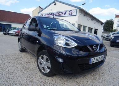 Achat Nissan MICRA 1.2 80CH VISIA PACK Occasion
