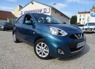 Vente Nissan MICRA 1.2 DIG-S 98CH CONNECT EDITION CVT Occasion