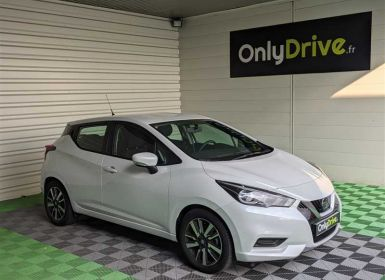 Vente Nissan Micra 1.5 dCi 90 N-Connecta Occasion