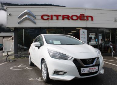 Vente Nissan Micra BUSINESS 2018 IG-T 90 Business Edition Occasion