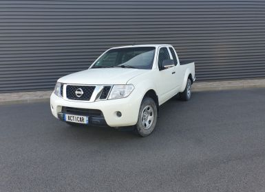 Vente Nissan NAVARA 2 cab 2.5dci 190 4x4 Occasion