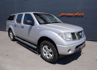 Achat Nissan NAVARA 2.5 Dci 174 CV DOUBLE CABINE Occasion