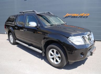 Achat Nissan NAVARA 2.5 Dci 190 CV DOUBLE CABINE SE Occasion