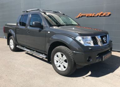 Nissan NAVARA 2.5 DCI LE 4X4 DOUBLE-CABINE 174 CHASSIS DOUBLE CABINE 4P BVM