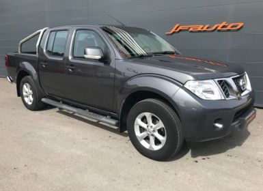 Vente Nissan NAVARA 2.5 DCI LE 4X4 DOUBLE-CABINE 190cv CHASSIS DOUBLE CABINE 4P BVM Occasion
