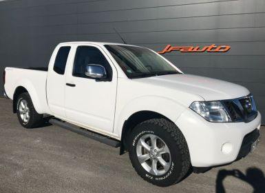 Achat Nissan NAVARA 2.5 DCI LE 4X4 KING-CABINE 190cv CHASSIS CABINE 4P BVM Occasion