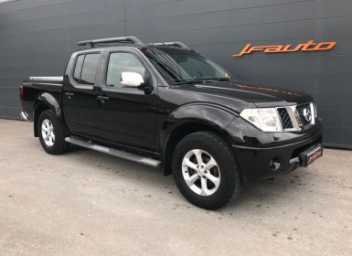 Vente Nissan NAVARA 2.5 DCI SE 4X4 DOUBLE-CABINE 190cv CHASSIS DOUBLE CABINE 4P BVM Occasion