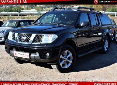 Vente Nissan NAVARA 2.5 TDI DOUBLE CABINE 174 Occasion