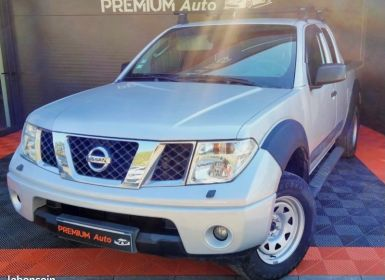 Vente Nissan NAVARA 2.5 TDi Pickup 174cv Occasion