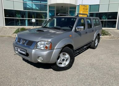 Achat Nissan NAVARA DOUBLE-CAB 2.5 D 133 Occasion