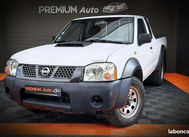 Vente Nissan NAVARA king cab d22 2.5 tdi 133 cv 4x4 pick up simple cabine pickup Occasion