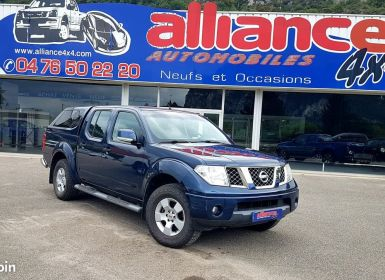 Vente Nissan Navara pickup double cab 171cv+hard top Occasion