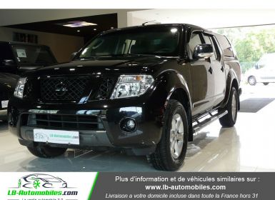 Achat Nissan NAVARA VUL 2.5 DCI 190 DOUBLE CABINE LE Occasion