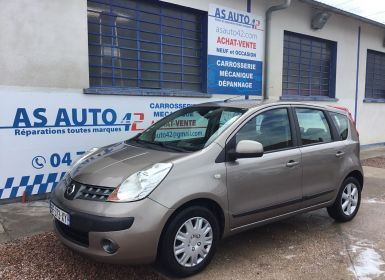 Nissan Note 1.5 DCI 86CH ACENTA Occasion