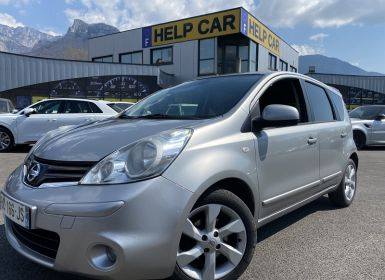 Vente Nissan NOTE 1.5 DCI 86CH CONNECT EDITION Occasion