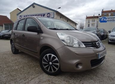Voiture Nissan NOTE 1.5 DCI 86CH VISIA Occasion