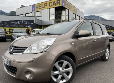 Achat Nissan NOTE 1.5 DCI 90CH FAP LIFE+ EURO5 Occasion
