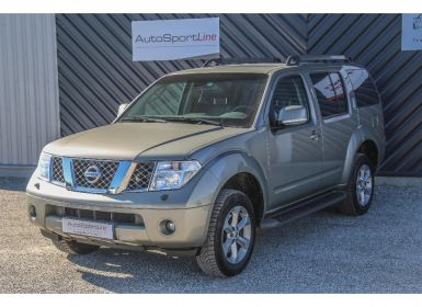 Voiture Nissan PATHFINDER 2.5 dCi 7 places Occasion