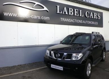 Voiture Nissan PATHFINDER 2.5 DCI LE 7 PLACES Occasion