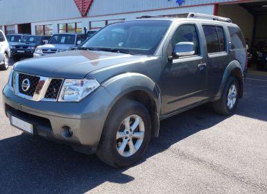 Acheter Nissan PATHFINDER PATHFINDER 7PL CONFORT Occasion