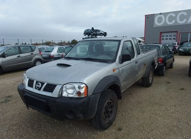 Nissan Pick Up PICK-UP 2.5 DI 133CH KING-CAB Occasion