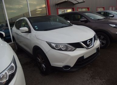 Achat Nissan QASHQAI 1.5 DCI 110CH FAP CONNECT EDITION Occasion