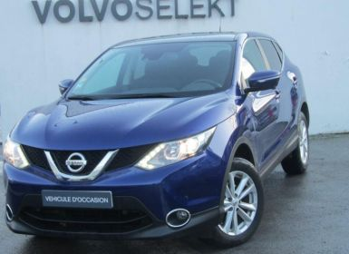 Voiture Nissan QASHQAI 1.6 dCi 130ch Connect Edition Occasion