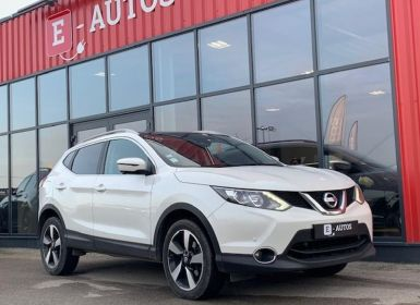 Voiture Nissan QASHQAI 1.6 dCi 130ch Connect Edition Euro6 Occasion