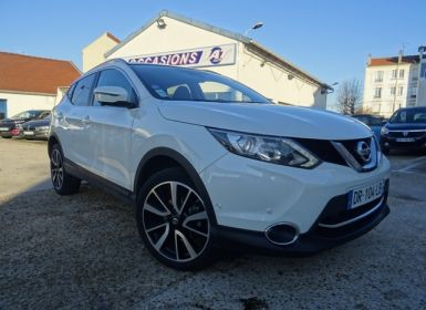 Voiture Nissan QASHQAI 1.6L DIG-T 163CH TEKNA EURO6 Occasion