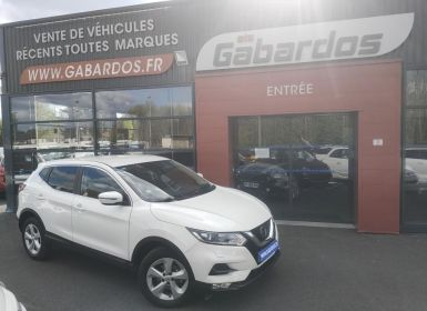 Achat Nissan QASHQAI ACENTA PACK CONNECT DCI 110 Occasion