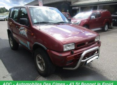 Voiture Nissan TERRANO II 2.7TD 3 PORTES Occasion