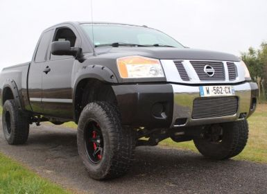 Acheter Nissan Titan king cab Texas Edition Occasion