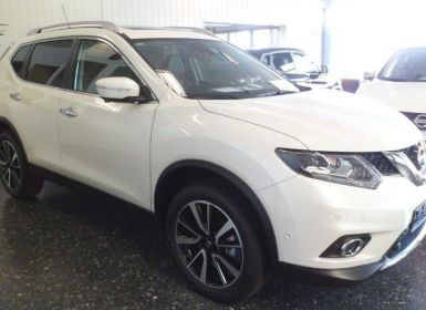 Voiture Nissan X-TRAIL 1.6 dCi 130 Xtronic Tekna (03/2017) Occasion