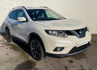 Nissan X-TRAIL 1.6 DCI 130CH N-CONNECTA ALL-MODE 4X4-I EURO6 BLANC LUNAIRE Occasion