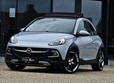 Vente Opel ADAM 1.0Turbo ROCKS - OPEN DAK - LEDER - PDC - VW ZETELS - CRUISE Occasion