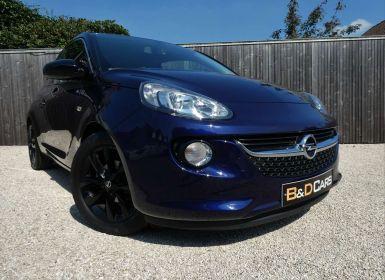 Vente Opel Adam 1.2i 16 - HALF-LEDER - ZETELVERW. - STUURVERW. - CLIMA Occasion