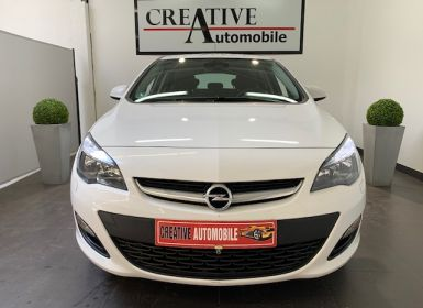 Opel Astra 1.6 CDTI 110 CV 63 000 KMS 08/2015 Occasion