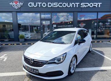 Vente Opel Astra 1.6 OPC 160CH Occasion