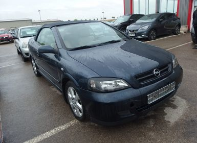 Voiture Opel Astra CABRIOLET 2.2 16V BERTONE PACK Occasion