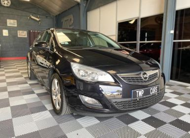 Opel Astra CONNECT PACK 1.7 CDTI 110 CH FAP Occasion