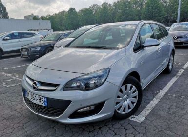 Achat Opel Astra SPORTS TOURER 1.6 CDTI 110CH BUSINESS CONNECT Occasion