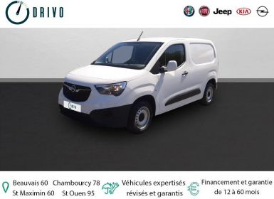 Vente Opel COMBO L1H1 650kg 1.5 100ch S&S Pack Clim Occasion